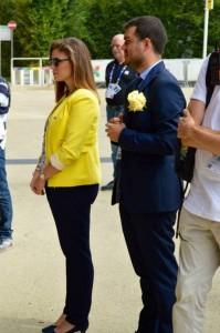 Tamara y Luciano